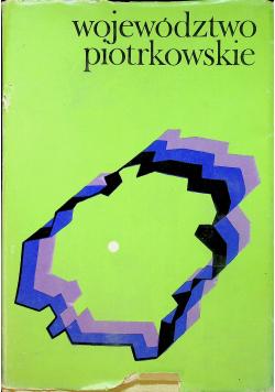 Województwo piotrkowskie Monografia regionalna