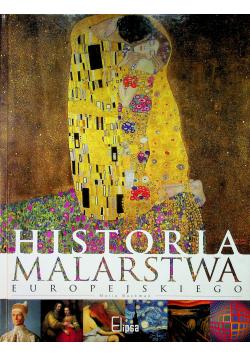 Historia malarstwa europejskiego