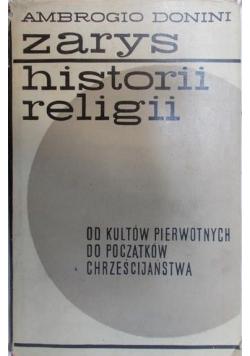 Zarys historii religii