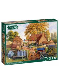 Puzzle 1000 Falcon Jesień w gospodarstwie G3