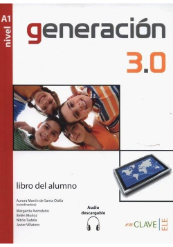 Generacion 3.0 A1 podręcznik + audio do pobrania