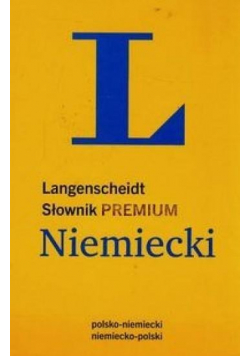 Słownik Premium Niemiecki