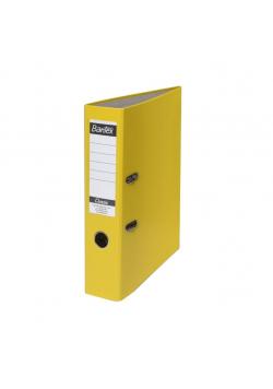 Segregator A4 Budget 7,5cm żółty