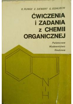 Ćwiczenia i zadania z chemii organicznej