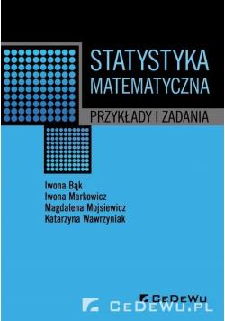 Statystyka matematyczna. Przykłady i zadania