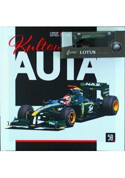Kultowe Autra T.58 Lotus F1