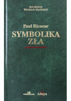 Symbolika zła