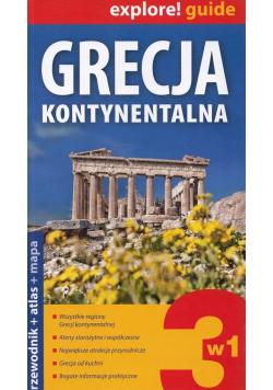 Grecja kontynentalna