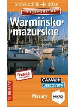 Polska Niezwykła. Warmińsko-mazurskie wyd.2016