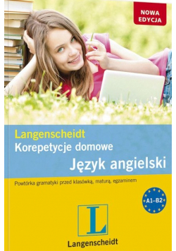 Korepetycje domowe język angielski A1 - B2