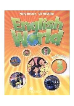 English World 3 SB MACMILLAN
