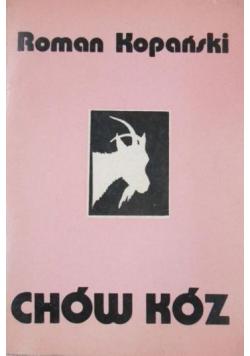 Chów kóz