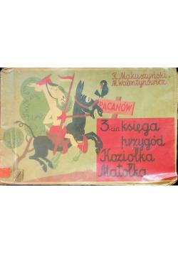 Trzecia księga przygód Koziołka Matołka
