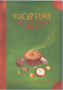 Receptury z klasztornego pieca Babki mazurki