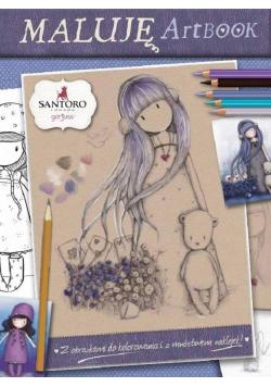 Santoro. Maluję Artbook