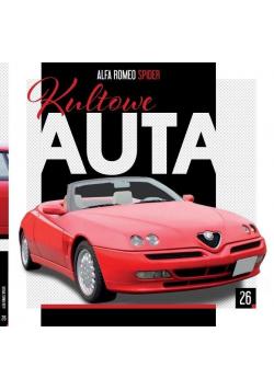 Kultowe Auta T.26 Alfa Romeo Spider