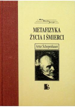 Metafizyka życia i śmierci