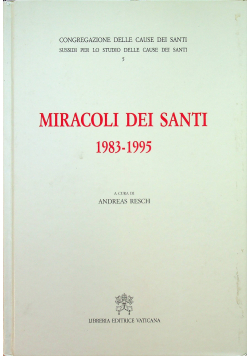 Miracoli dei Santi