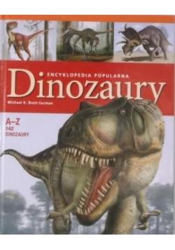 Encyklopedia popularna Dinozaury