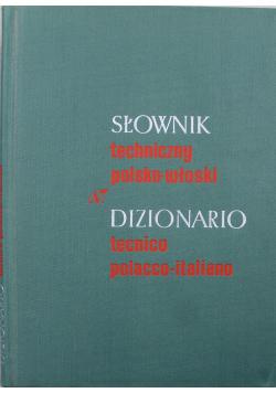Słownik techniczny polsko włoski