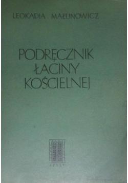 Podręcznik łaciny kościelnej