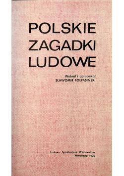 Polskie zagadki ludowe
