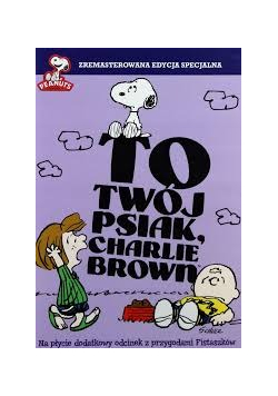 To twój psiak Charlie Brown DVD