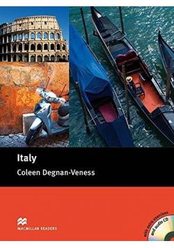 Italy Pre-intermediate + CD Pack