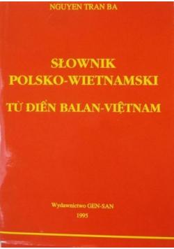Słownik polsko  wietnamski
