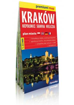 Premium map! Kraków, Niepołomice, Skawina...