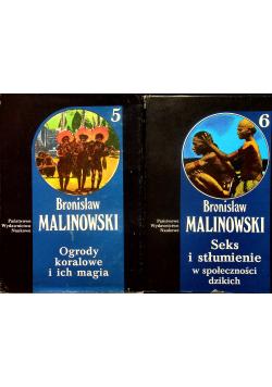 Malinowski Dzieła Tom 5 i 6