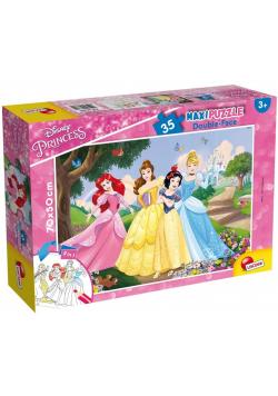 Puzzle dwustronne Supermaxi 35 Princess