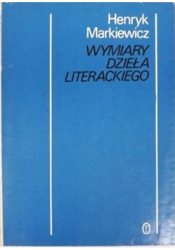 Wymiary dzieła literackiego