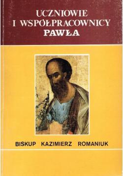 Uczniowie i współpracownicy Pawła