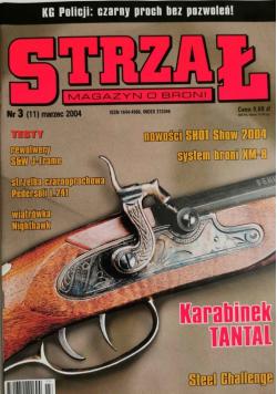 Strzał magazyn o broni nr 3