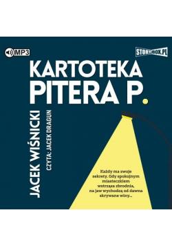 Kartoteka Pitera P. Audiobook