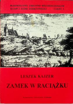 Zamek w Raciążku