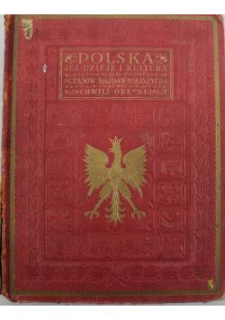 Polska jej dzieje i kultura Tom II 1927 r
