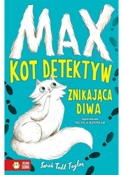 Max Kot detektyw Znikająca diwa