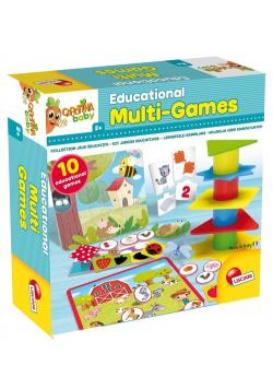 Carotina Baby Kolekcja gier edukacyjnych