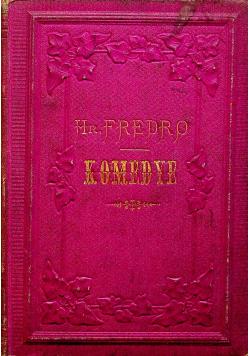 Komedye Tom IIII 1871 r.