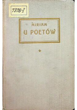 U poetów 1921 r