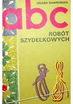 ABC robót szydełkowych