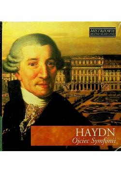 Mistrzowie muzyki klasycznej Haydn Ojciec Symfonii CD Nowa