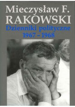 Dzienniki polityczne 1967 - 1968