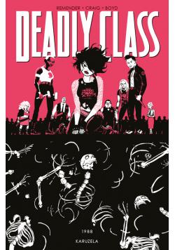 Deadly Class Tom 5