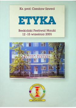 Etyka beskidzki Festiwal Nauki