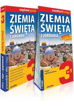 Explore! guide Ziemia Święta i Jordania 3w1