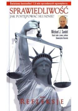 Sprawiedliwość Jak postępować słusznie
