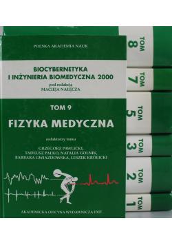 Biocybernetyka i inżynieria biomedyczna 2000 7 tomów